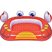 Jilong Crab Baby Pool - childrens paddling pool with inflatable bottom