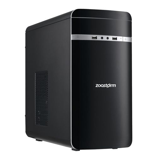 Zoostorm AMD A10-5700, 12GB, 2TB HDD, DVDRW, Windows 8.1, 1 Year RTB Warranty