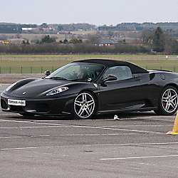 Supercar Driving Blast with Passenger Ride - Weekdays