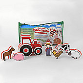 Tractor Build and Play - Educational