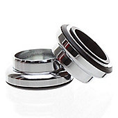 Eco Threadless Headset Bearings - Silver
