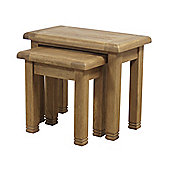 Furniture Link Danube 2 Piece Nest of Tables