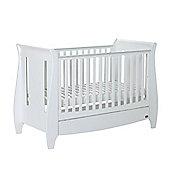 Tutti Bambini Lucas 2 Piece Room Set - White