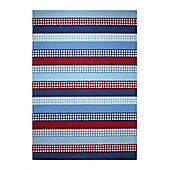 Esprit Space Stripes Woven Rug - 80 cm x 150 cm (2 ft 7 in x 4 ft 11 in)