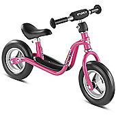 Puky LRM Childrens Learner Bike - Lovely Pink