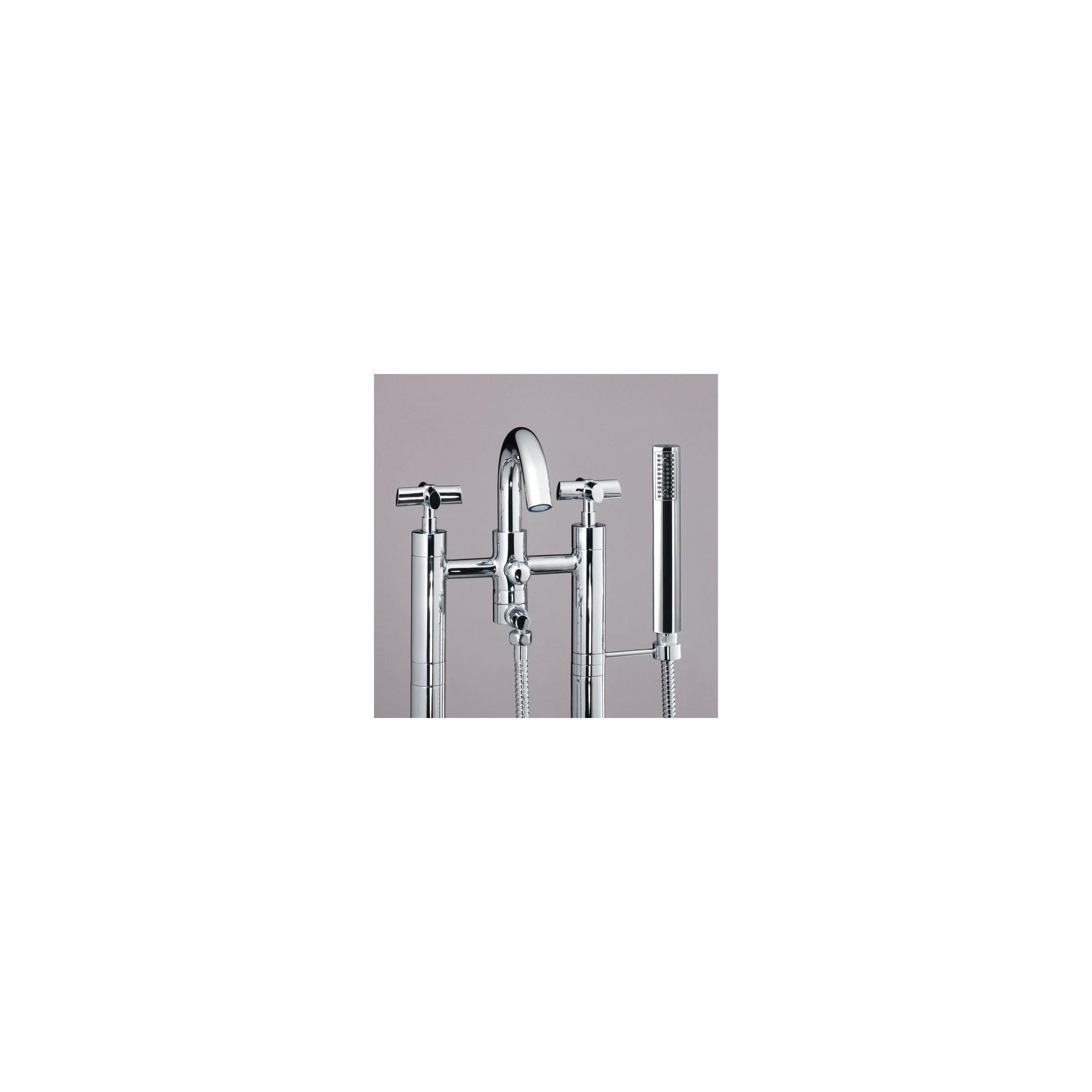 BC Sanitan Highgrove Bath/Shower Mixer Chrome at Tescos Direct