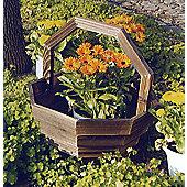 Techstyle Basket Planter