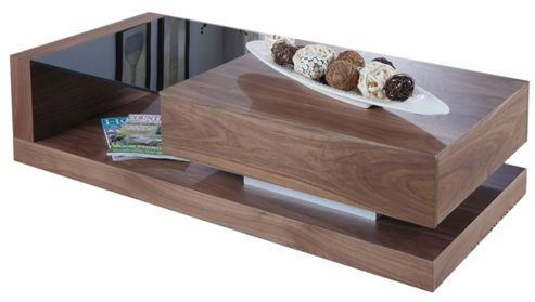 Jual JF613 Coffee Table in Walnut