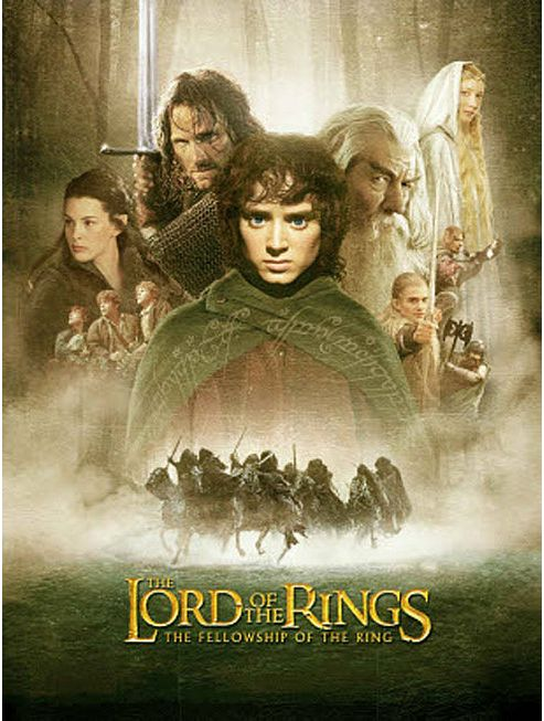 Lord Of The Rings Bd Box Set