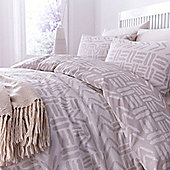 Madagascar Print Double Duvet Set
