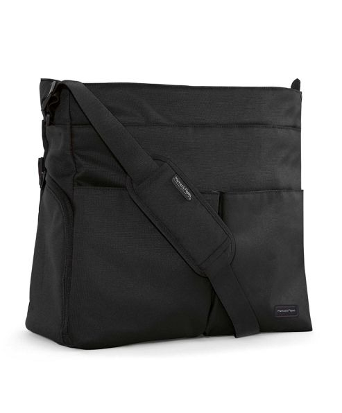 Mamas & Papas Messenger Changing Bag, Black