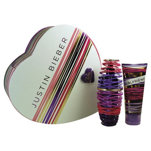 Justin Bieber Girlfriend Gift Set EDP 30ml