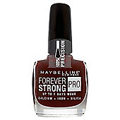 Maybelline SuperStay 7 Days Nail Colour Midnight Red 287