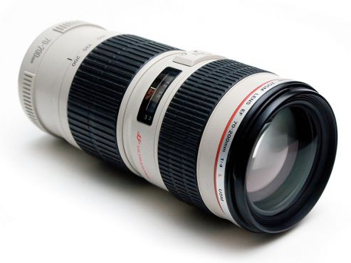 Canon 2578A009 70-200mm f/4L USM Telephoto Zoom Lens
