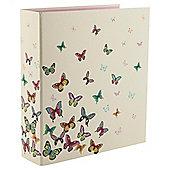 Butterflies Lever Arch
