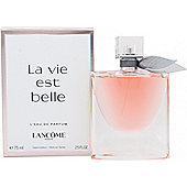Lancome La Vie Est Belle Eau de Parfum (EDP) 75ml Spray For Women