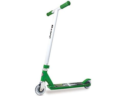 Razor Pro X Scooter, Green/White