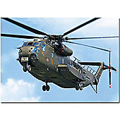 Revell Ch-53Ga Heavy Transport Helicopter 1:48 Model Kit - 04834