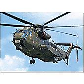 Revell Ch-53Ga Heavy Transport Helicopter 1:48 Model Kit - 04834