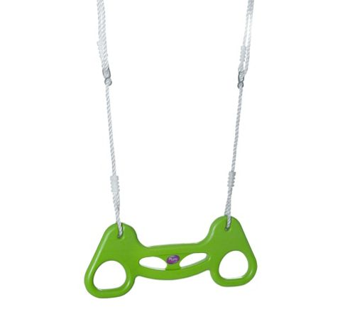Plum Products Blow Moulded Plastic Trapeze - Green