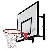 Sure Shot heavy duty wall mount basketball backboard and ring set