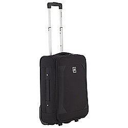 Revelation by Antler Theo 2-Wheel Suitcase, Black Small