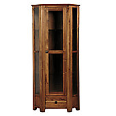 Elements Strathmore Corner Display Cabinet