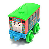 Thomas and Friends Minis 4cm Engines - Toby (Racer)
