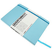 Leuchtturm 1917 Medium Notebook Squared Turquoise