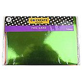 T. Go Create Foil Card A5