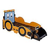 Kidsaw JCB Digger Junior Bed Frame