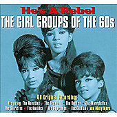 He's A Rebel Girl Groups Of 60'S (3CD)