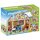 Playmobil Game Box Horse Stable
