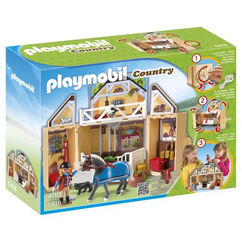 Playmobil 5418 Country My Secret Pony Farm Play Box