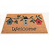 Gardman Country Welcome Doormat (45cm x 75cm)
