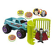 Scooby-Doo Trap Time Pull Back & Go Trap Truck