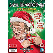 Mrs Browns Boys Crackin Christmas Specials DVD