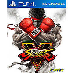 Streetfighter 5 (PS4)