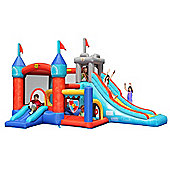 16ft 13 in 1 Medievil Knights Bouncy Castle 9021