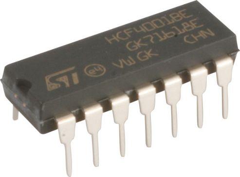 4052 CMOS Logic HCF/HEF