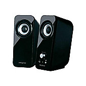 Creative Technology T12 Wireless 2.0 Speaker System- Black