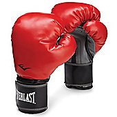 Everlast Classic Training Boxing Gloves - Red