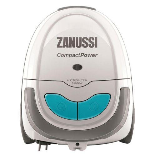 Buy Zanussi Compact Power Zan3002 Bagged Cylinder Vacuum
