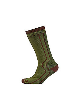 Sealskinz Trekking Sock - Green