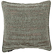 McAlister Mineral Textured Chenille Cushion Cover - 43x43cm