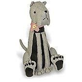 Door Stripey Dog