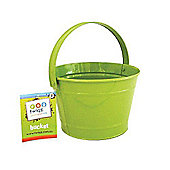 Twigz Childrens Gardening Tools 0815 Gardening Bucket (Green)
