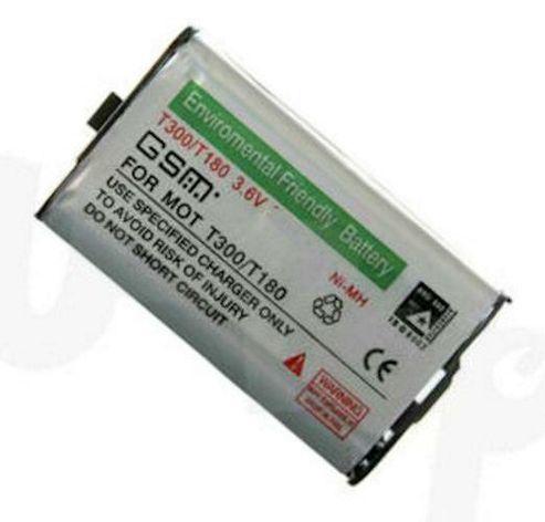 U-bop PowerSURE Performance Battery - For Motorola Angel T180 T300