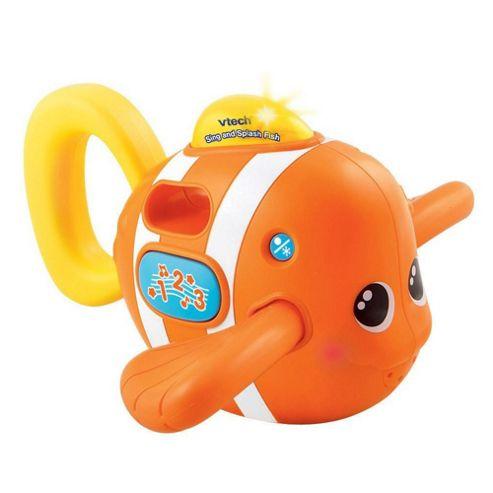 Vtech Bath Toys - Sing and Splash Fish