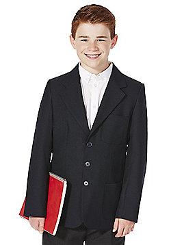 F&F School Boys Blazer - Navy